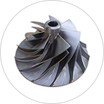 High-powered impellers
